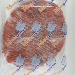 Hamburguesa de atún teriyaki